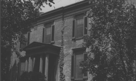 Looking back …at the glenwood mansion