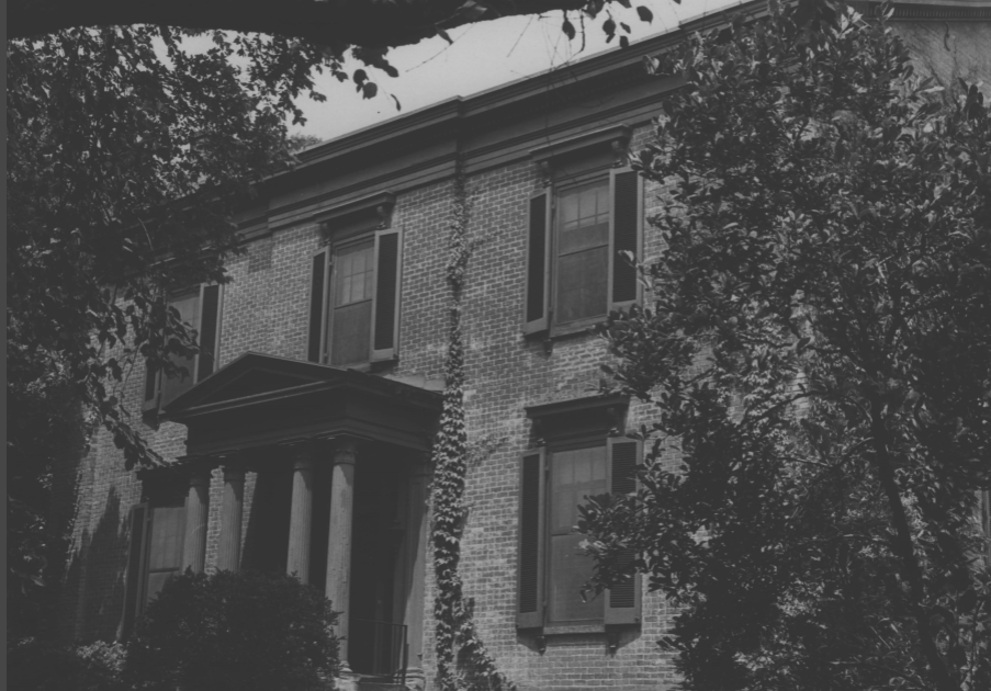 Looking back …at the glenwood mansion
