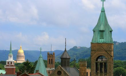 Looking Back …at the Basilica of the Co-Catherdral of the Sacred Heart