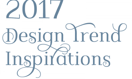 2017 Design Trend Inspirations