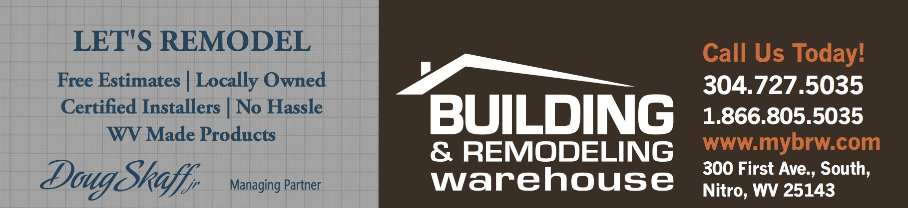 Doug Skaff, JR Building & Remodeling Warehouse