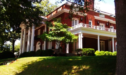 Looking Back at the Governor's Mansion