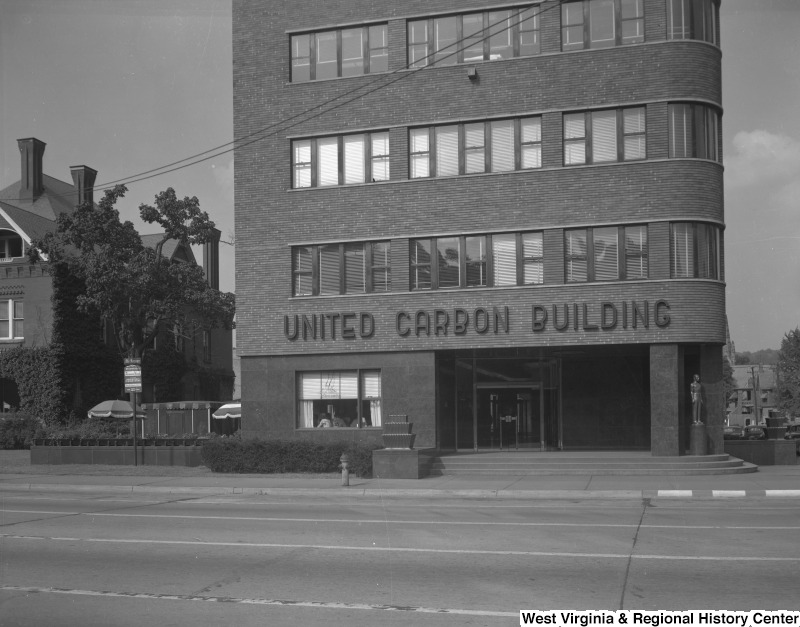 Looking Back at the United Carbon Building