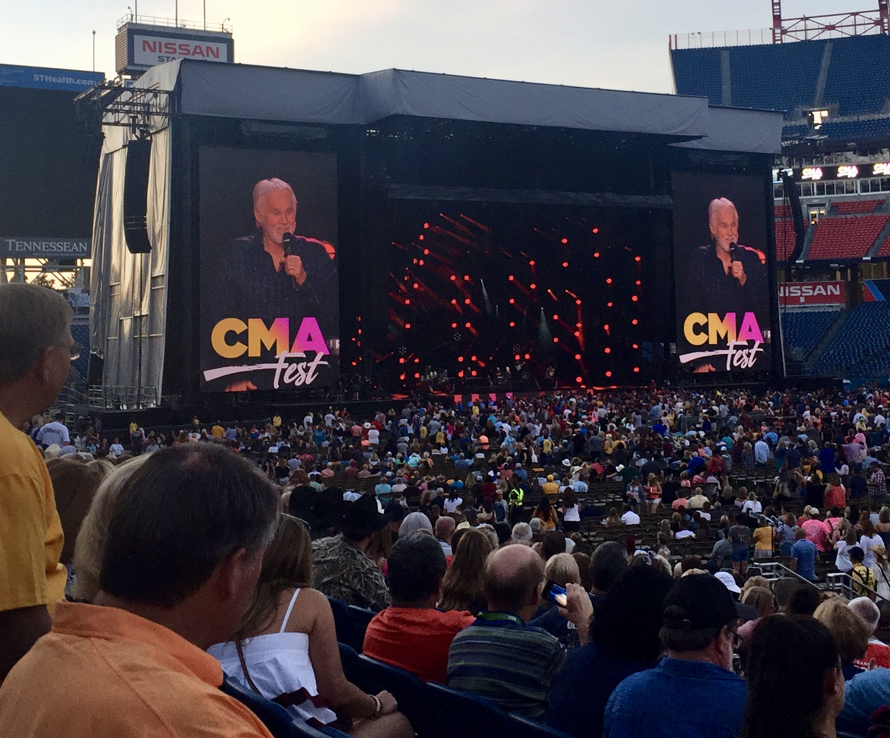 Nashville's annual CMA Music Festival is the ultimate country music lovers event that takes place for four days in June. Photo by Melody Pittman.