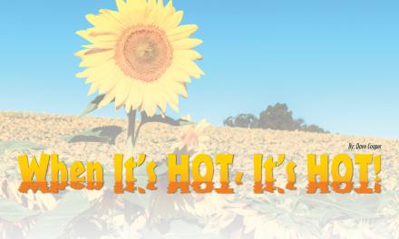 When it's HOT, It's HOT!