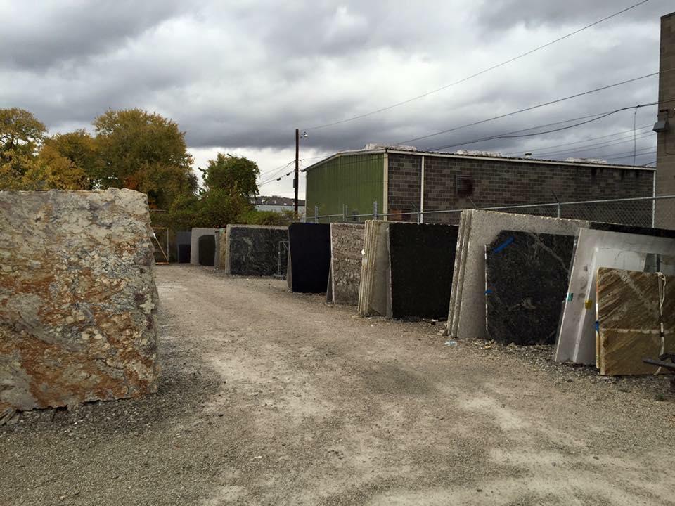 granite yard
