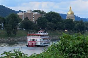 Kanawha River Boat
