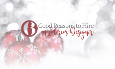 6 Reasons to hire and interior Designer