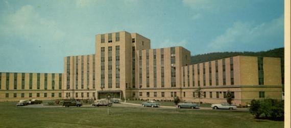 CAMC General Hospital - Hospitals - 501 Morris St