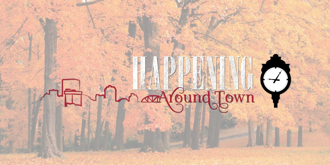 Happening Around Town | October 2019