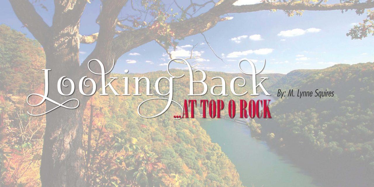 Looking Back at Top O Rock