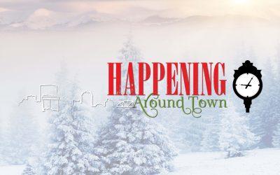 Happening Around Town | December 2019